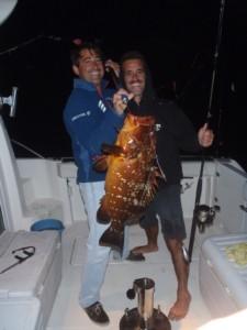 Rubicon fishing